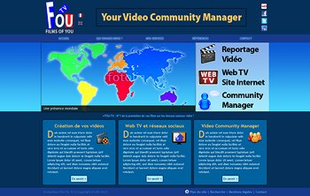 Fou TV : Video Community Manager